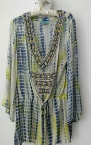 Beautiful Tunic by Taj, Miami